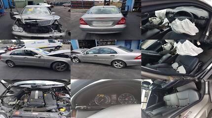 Mercedes C-Series W203 Sedan DISMANTLING PURPOSES ONLY (00-07) Girraween Parramatta Area Preview