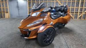 2014 Can-Am Spyder® RT-S - SE6
