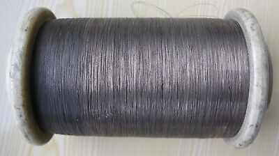 250 M. Manganin Wire 0.08 Mm 0.0031 Insulation - Enamel .