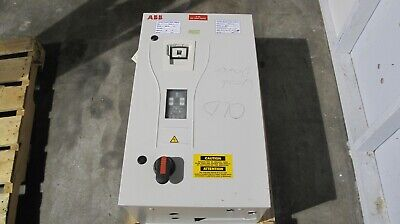 ABB ByPass Drive Cat# ACH550-BD-015A-4 Variable Frequency Drive 10Hp 3Phase VFD