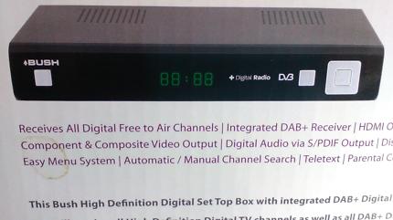 HD digital set top box