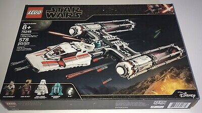 Lego Star Wars Resistance Y-Wing Starfighter 75249  New Sealed