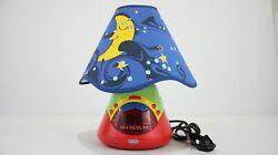 Little Tikes Table Lamp Digital Alarm AM/FM Clock Radio KSL2012