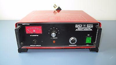 Wolf Model 2085.00 Bipolar Electro Surgical Generator