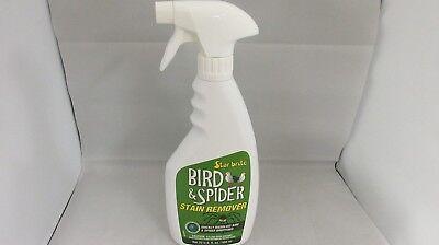 Starbrite Bird and Spider Stain Remover