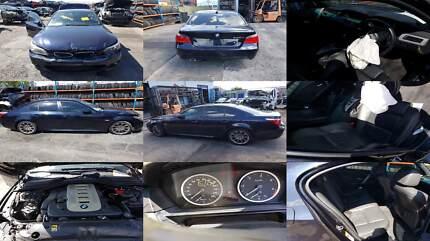 BMW 5-Series E60 DISMANTLING PURPOSES ONLY (03-07) Girraween Parramatta Area Preview