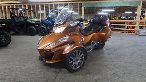 2014 Can-Am Spyder® RT-LTD SE6
