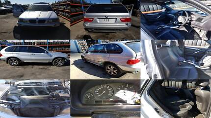 BMW X5 E53 (00-04) DISMANTLING PURPOSES ONLY Girraween Parramatta Area Preview