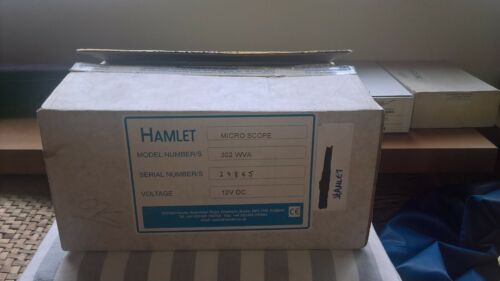 Hamlet Micro Scope 302 WVA