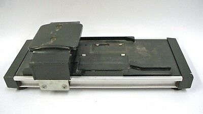 Security Company Manual Credit Card Imprinter Reader Portable Slider