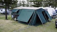Austrack Camper Trailer - with lots of accessories Loganholme Logan Area Preview