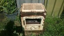 antique warmray enamel wood heater Monash Berri Area Preview