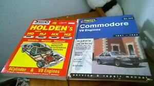 Holden HQ-HZ repair manual,Commodore VH VK V8 repair manual Bassendean Bassendean Area Preview