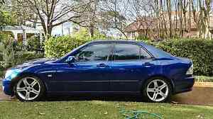 Manual 1999 lexus is200 low kms Chatswood Willoughby Area Preview