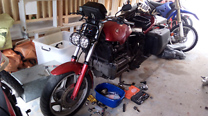 BMW k100 (1000cc) Geeveston Huon Valley Preview