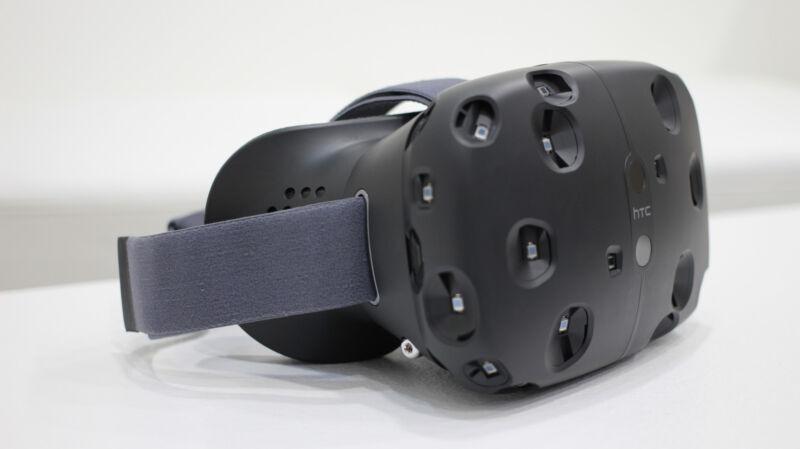 Die teure Königsklasse: PC-VR mit HTC Vive. (Maurizio Pesce (CC BY 2.0))