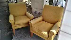 2 quality arm chairs pick up today Moorabbin Kingston Area Preview