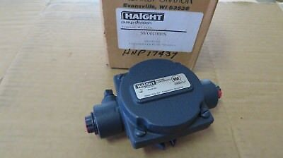 Henny Penny 17437 Fryer Filter Pump Haight 5gpm