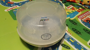 Avent Microwave Steam Steriliser Manly Vale Manly Area Preview