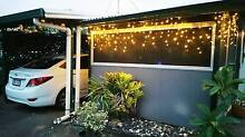 Permanent Caravan, hard annexe, carport and shed with river views Bli Bli Maroochydore Area Preview