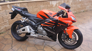 Honda CBR600RR finance and trades available Cambridge Clarence Area Preview