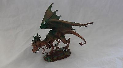 dragonology gargoyle fingurine, set 1