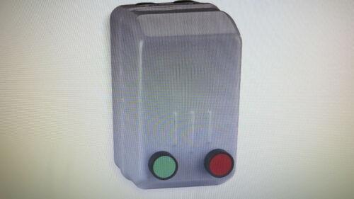 120VAC IEC MOTOR STARTER MAGNETIC CONTACTOR,3-POLES,32 FULL LOAD AMPS-INDUCTIVE