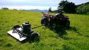 "44"" Polaris Trailmower tow behind Franklin Huon Valley Preview"