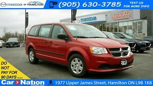 2013 Dodge Grand Caravan SE| 7 SEATS | VERSATILE SPACE | CRUISE