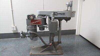 Szegvari Attritor 01-hd Heavy Duty Laboratory Grinding Mill Lab. Batch Attritor
