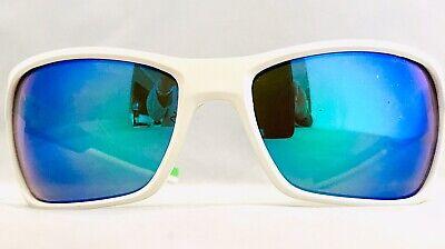 JULBO BLAST Green White Frame Petrol Mirror Sunglasses J471 1116