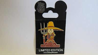 Disney 2002 Cogsworth Clock From Beauty and the Beast Special Release Pin - Clock From Beauty And The Beast