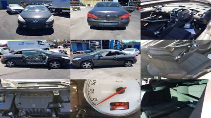 Peugeot 307CC Convertible DISMANTLING PURPOSES ONLY (01-08) Girraween Parramatta Area Preview