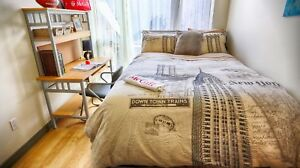 McGill Students! Fully Furnished Apartments - Utilites+WIFI Incl