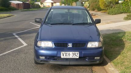 1996 SEAT CORDOBA GLX Holden Hill Tea Tree Gully Area Preview