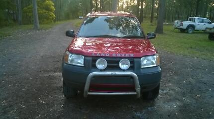 2000 Land Rover Freelander SUV Clarence Town Dungog Area Preview