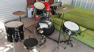 7pc sonic drive drum kit Whyalla Whyalla Area Preview
