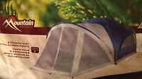 Mountain trail 8 person tent with screen porch