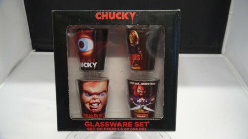 4CHUCKY SHOT GLASSES