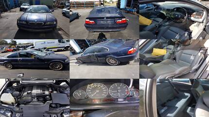 BMW 330CI COUPE E46 S1 DISMANTLING PURPOSES ONLY (98-03) Girraween Parramatta Area Preview