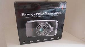 Blackmagic Design Pocket Cinema Camera Camcorder SET HÄNDLER TOP OVP