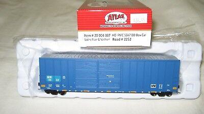 Atlas Ho 50 Fmc 5347 Dd Box Car Sabine River   Northern Srn 2252  20004337