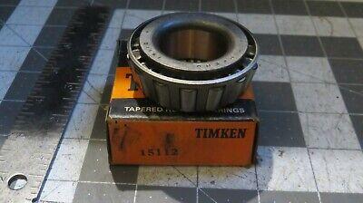Timken 15112 Tapered Roller Bearings