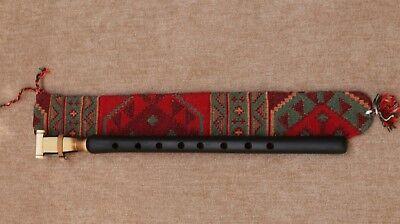 дудуки Armenian-professional-handmade-duduk-apricot-wood-1reed-case