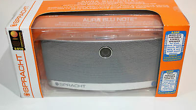 Spracht Aura Blunote Tragbar Wireless Lautsprecher System mit Bluetooth