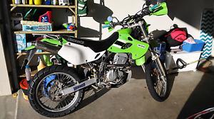 Kawasaki KLX 250 Brendale Pine Rivers Area Preview