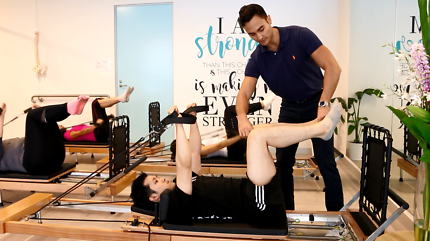 Physiotherapy & Pilates Reformer Classes in Waterloo
