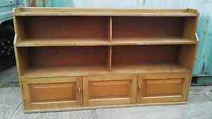 Shelf cabinet bookshelf hardwood FREE Moorabbin Kingston Area Preview