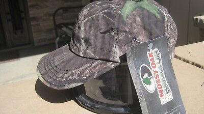 3f148be787afb OUTDOOR CAP PACKABLE MOSSY OAK CAMO PAK CAP PACK HAT HUNTING FISHING ARCHERY