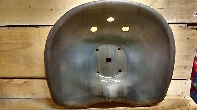 New Large Deep Size Metal Tractor Seat  Farm, Ranch  or Bar Stool Decor